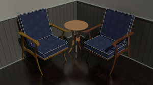 Shannon Chairs
